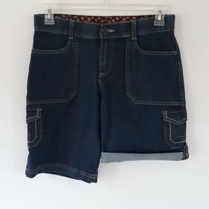 {Lee} Sinfully Soft Jean Shorts EUC